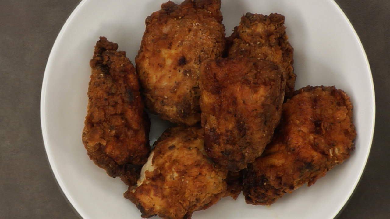 Garlic Chipotle Southern Fried Chicken