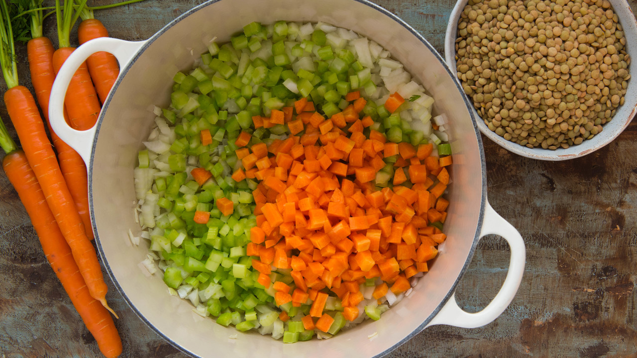 Preparing Your Mise & Starting the Soup