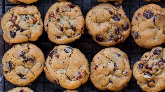 Chocolate chip cookies vegan 5 4 twocolumn