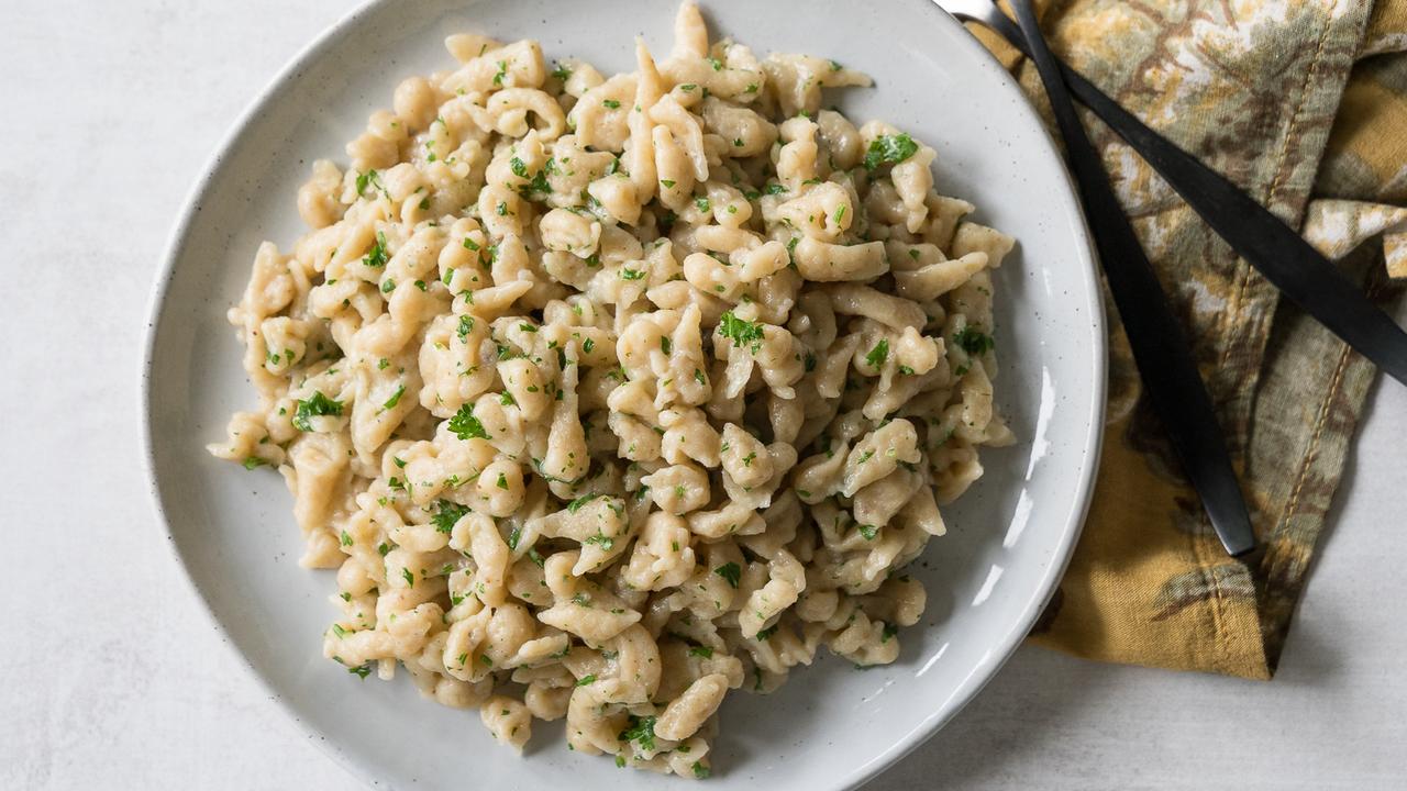 Gluten–Free Spaetzle