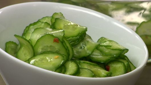 Cucumber salad preview twocolumn