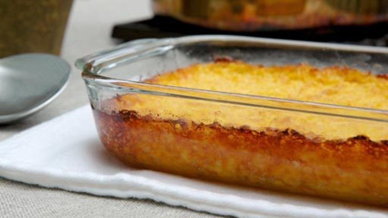 Butter Baked Corn