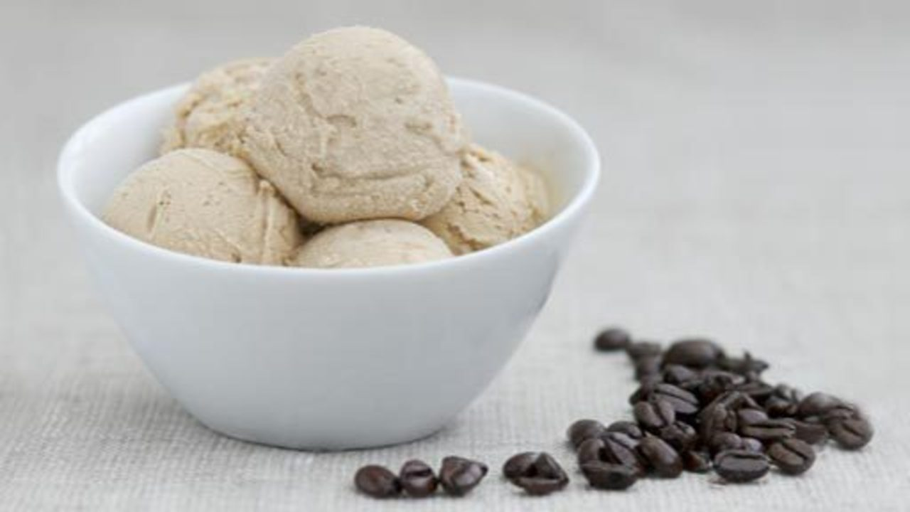 Caffè Latte Ice Cream