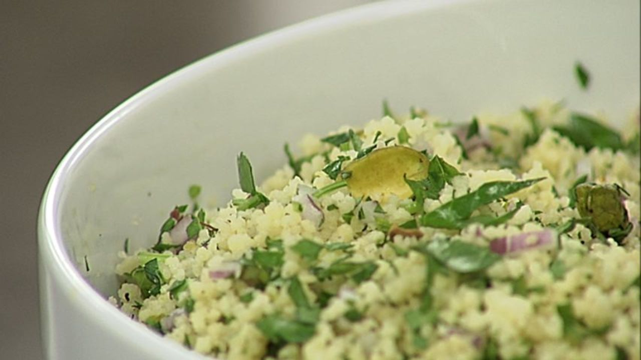 Moroccan Couscous