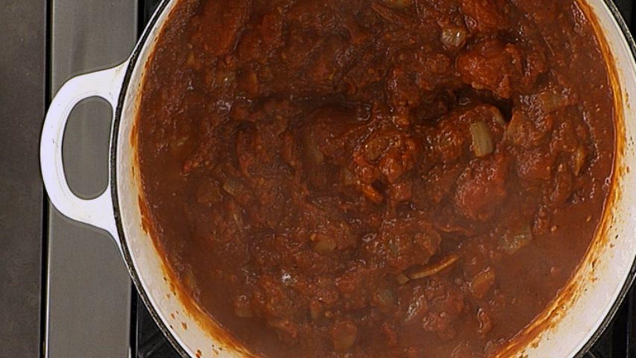 Sun Dried Tomato Sauce