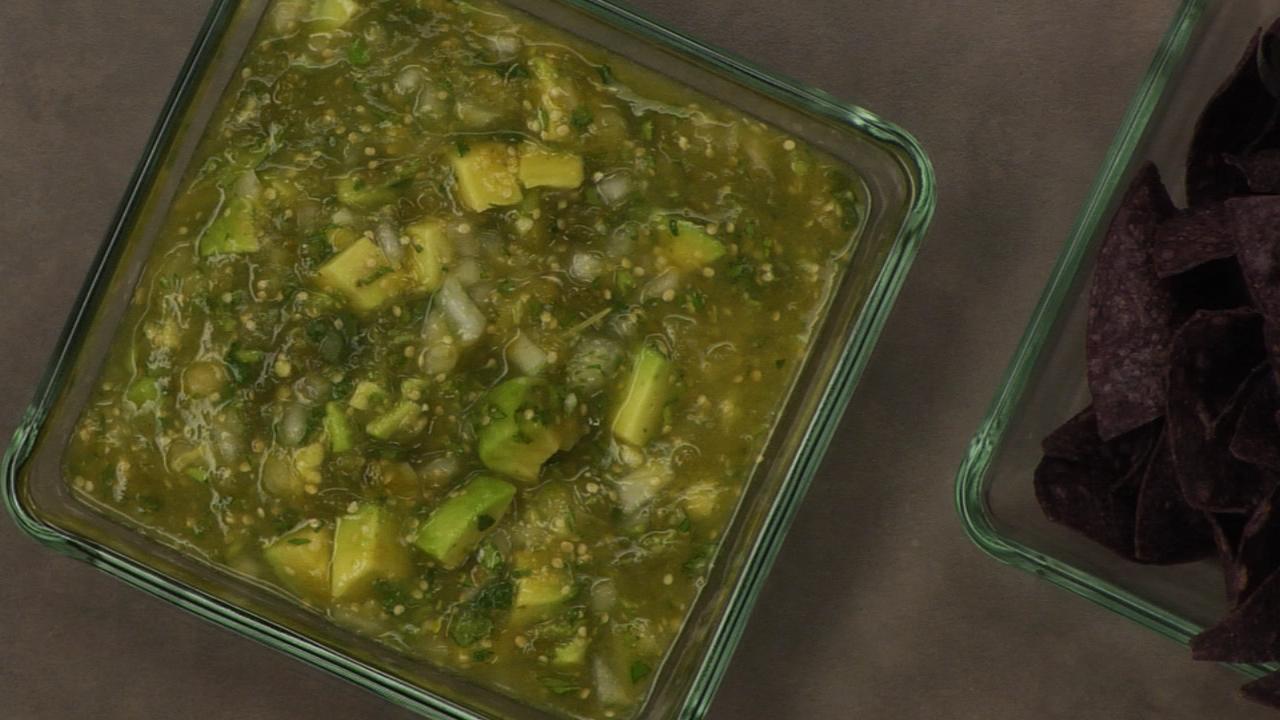 Salsa Verde De Lupita