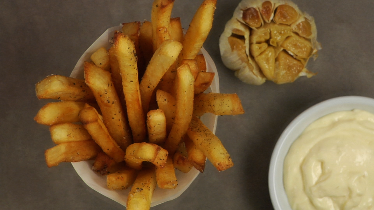 Pommes Frites | French Fries