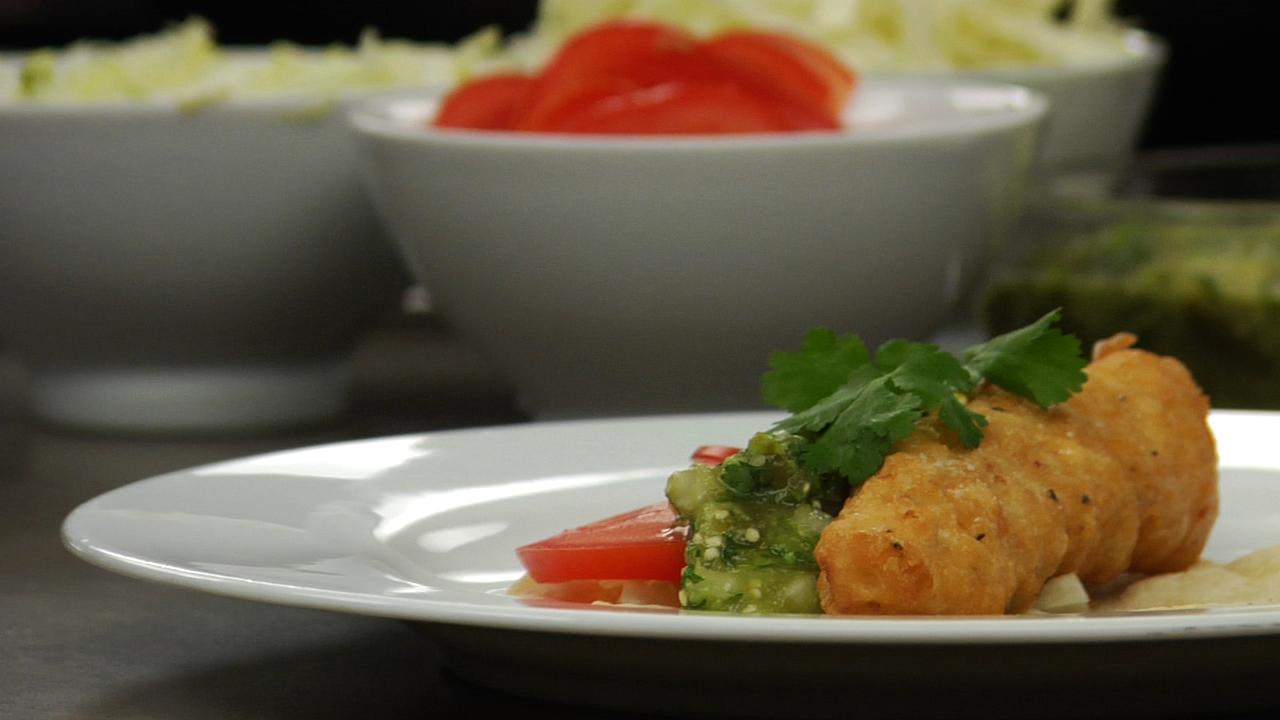 Tacos De Pescado | Fish Tacos