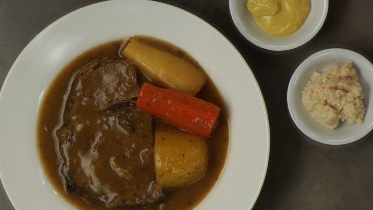 Basic Beef Pot Roast