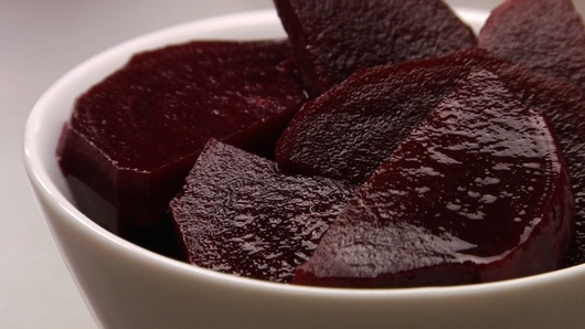 Marinated beets preview twocolumn