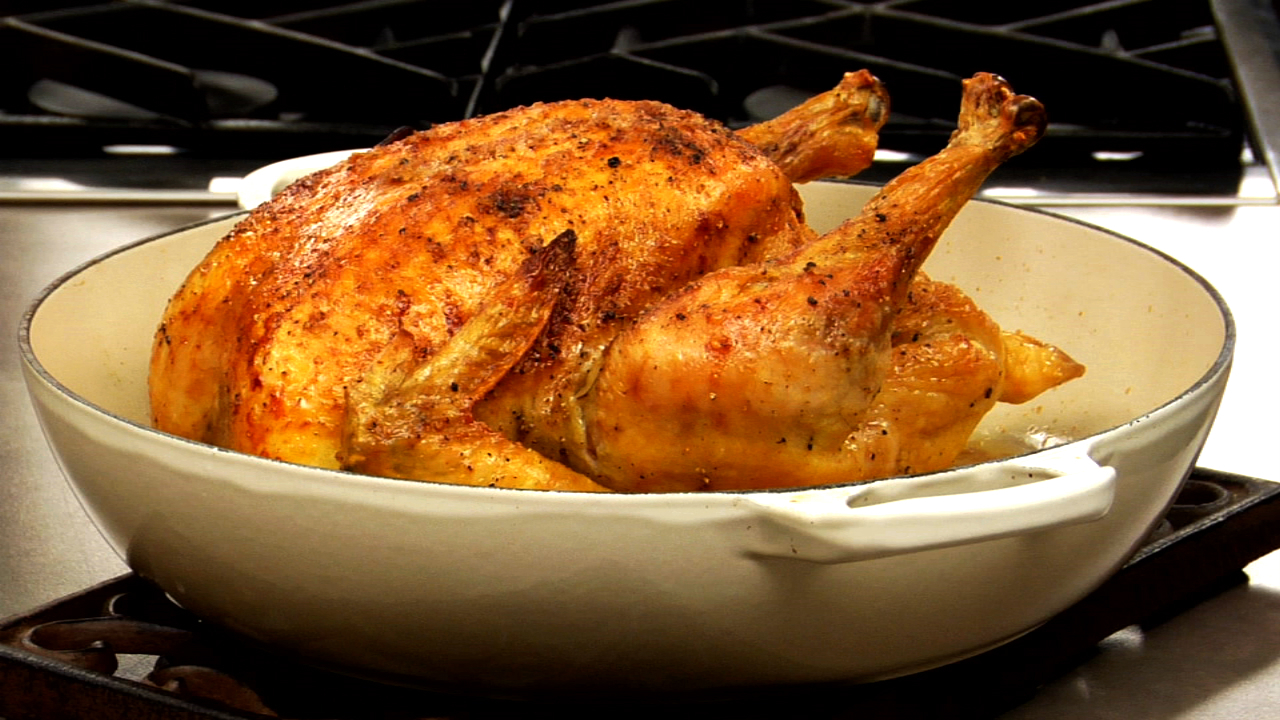 Basic Roast Chicken