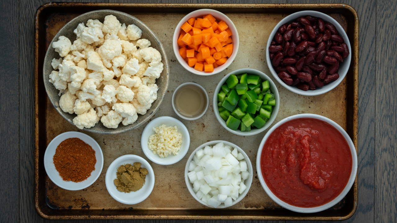 Gathering & Preparing Your Mise en Place