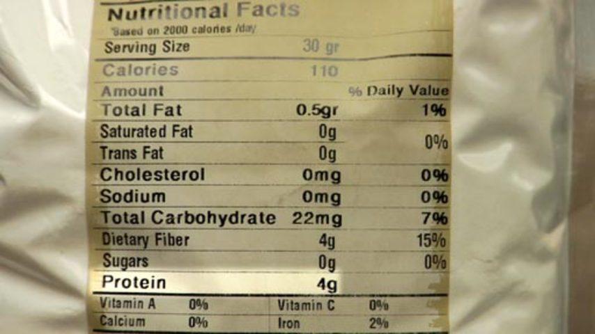 Dd protein flour b hd854