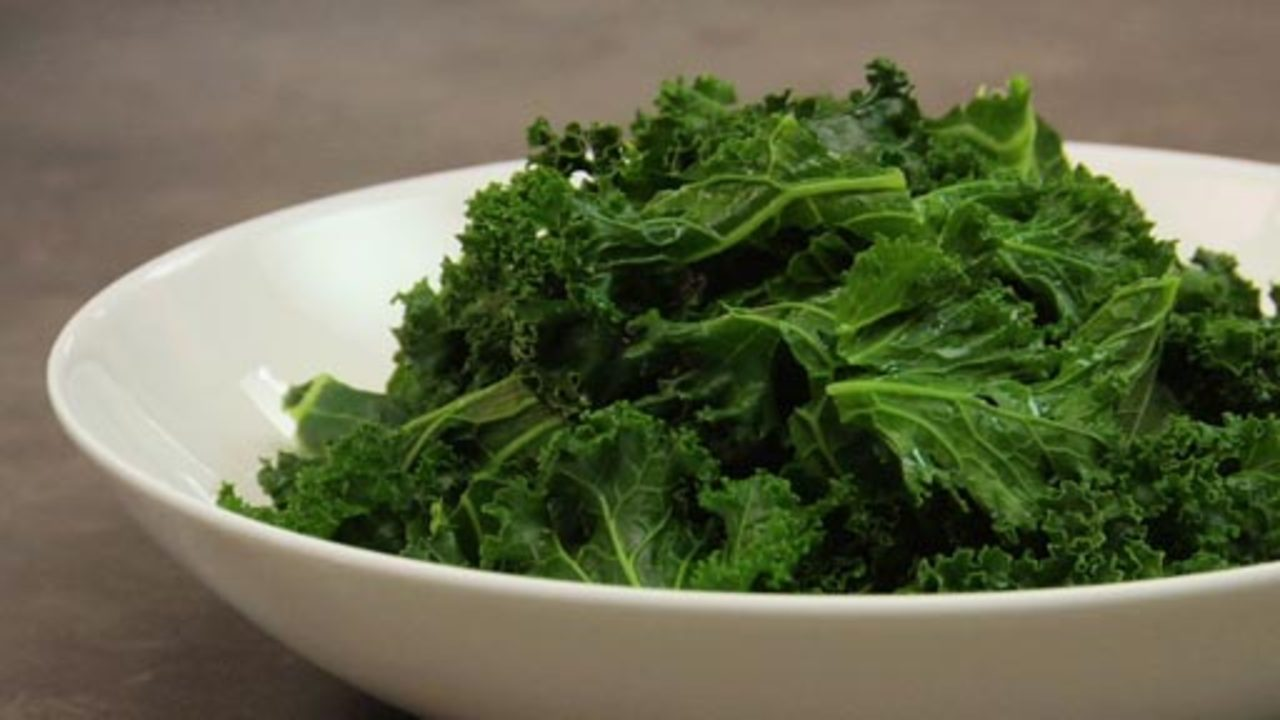Steamed Kale