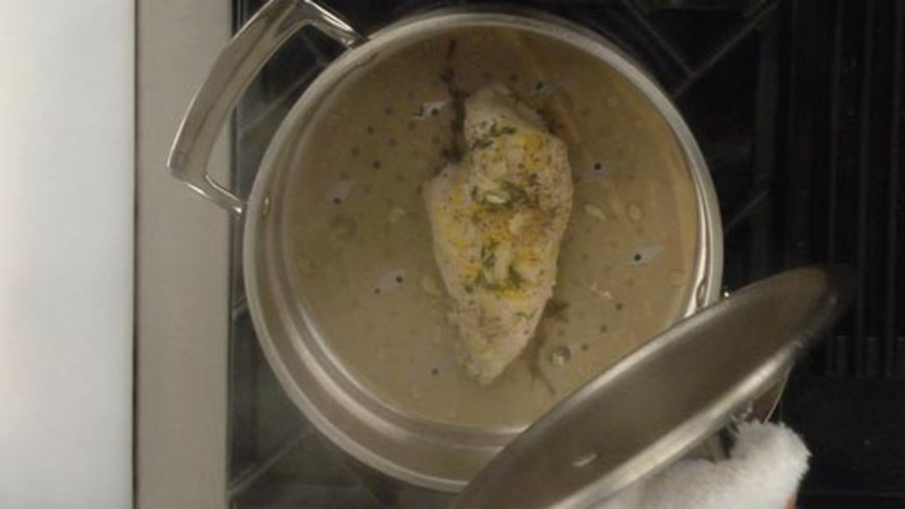Steaming the Chicken