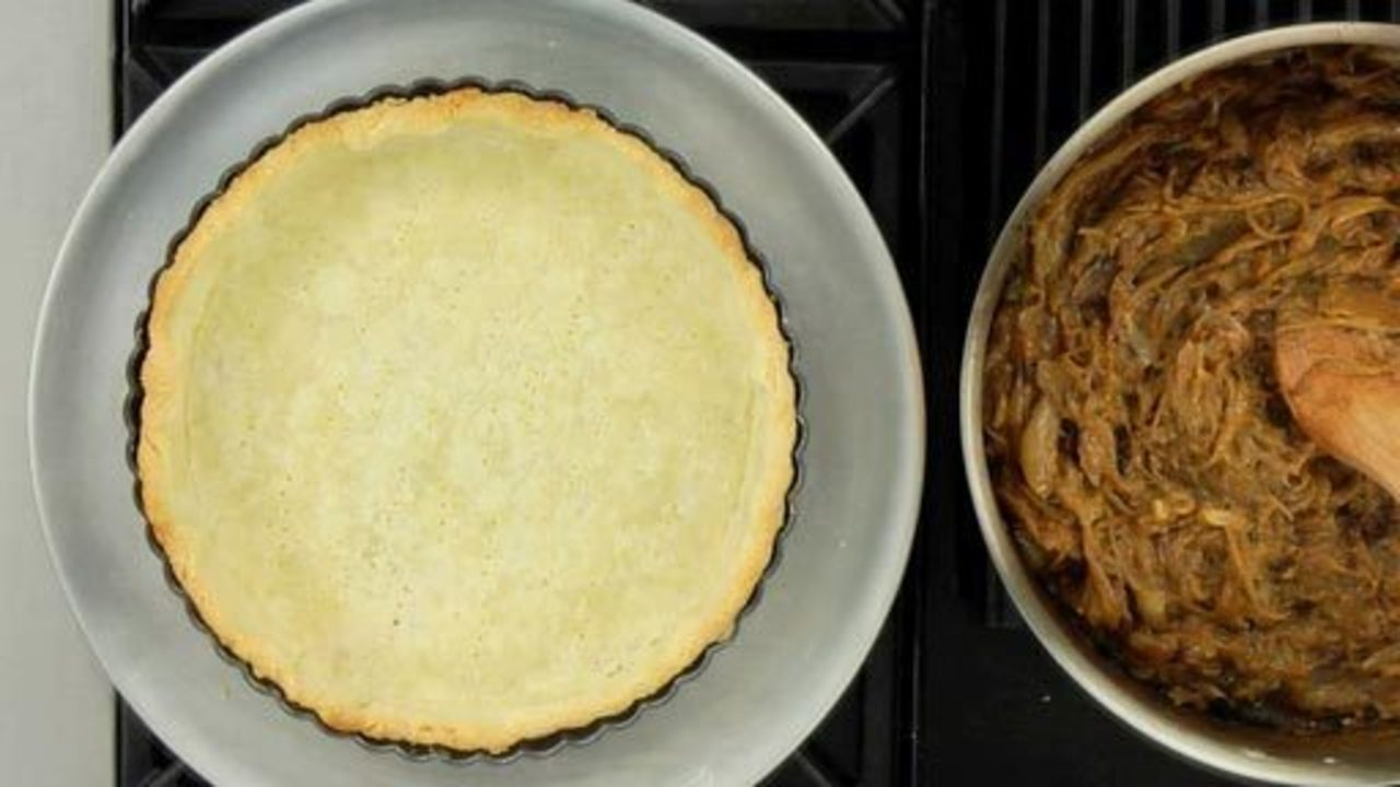 Baking the Tart
