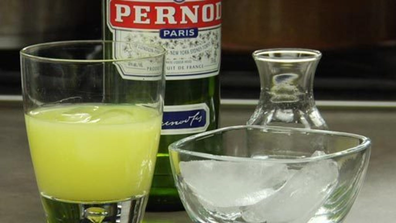 How to Make Pernod