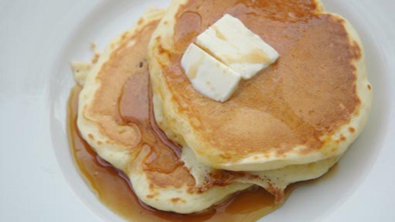 Mile High Pancakes
