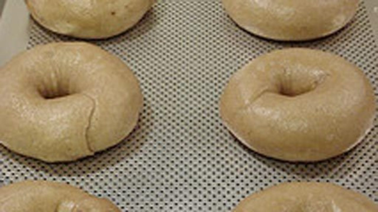 Boiling and Baking the Bagels