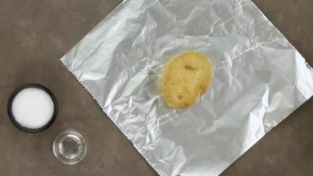 Baking the Potato