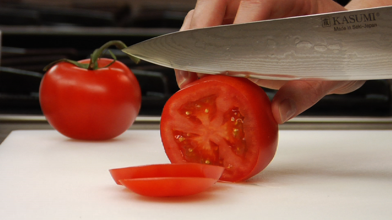 How to Cut Using a Chef's Knife