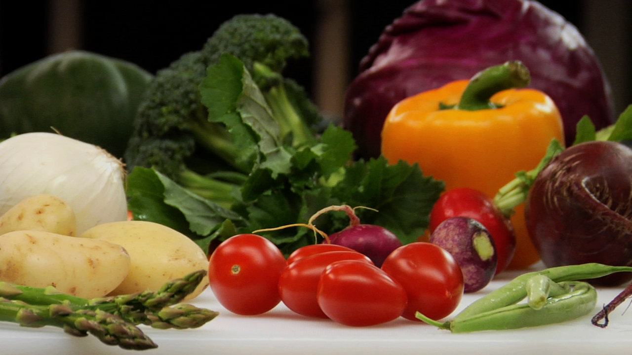 How to Preserve Vegetable Pigments