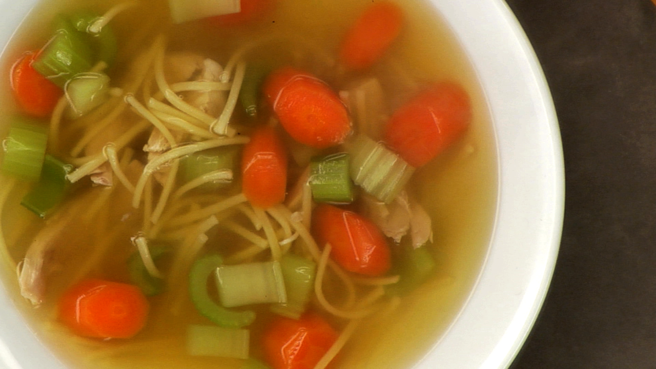 How to Make Broth-Based Clear Soup