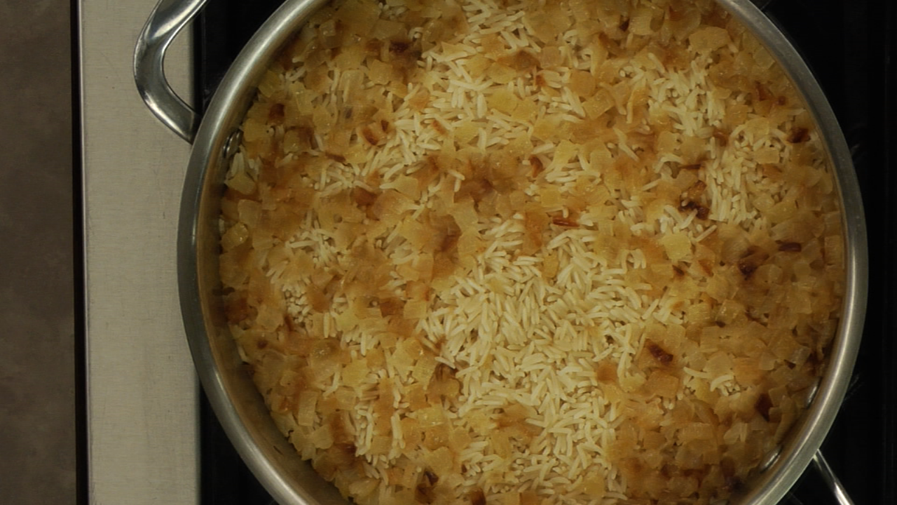 Cooking Rice | Pilaf Method