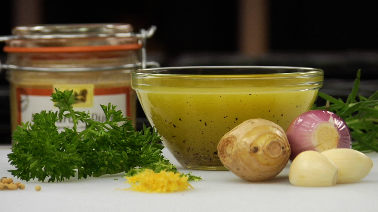 Salad Dressing & Vinaigrette Basics